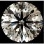 Round Brilliant Cut Diamond 0.91ct F VS2