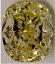Fancy Yellow Cushion Cut Diamond 1.70ct - VS2