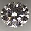 Round Brilliant Cut Diamond 1.03ct F SI1