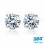 Diamond Stud Earrings EAR 960
