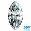 Marquise Cut Diamond 1.01ct G SI1