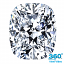 Cushion Cut Diamond 1.52ct F VS2