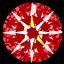 Round Brilliant Cut Diamond 0.67ct D VVS1