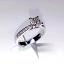 Princess Cut Ring A193