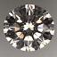Round Brilliant Cut Diamond RBC 110