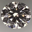 Round Brilliant Cut Diamond RBC 160