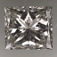 Princess Cut Diamond 0.75ct I VS2