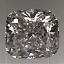 Cushion Cut Diamond 0.86ct G SI2