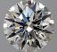 Round Brilliant Cut Diamond 1.18ct F SI1