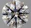 Round Brilliant Cut Diamond 1.02ct E SI1