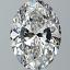 Oval Shape Diamond 1.41ct D VS2