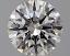RBC 1327 Round Diamond