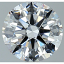 Round Diamond 1.85ct D VS2