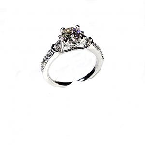 'Kiara' Diamond Engagement Ring - 1.47cts