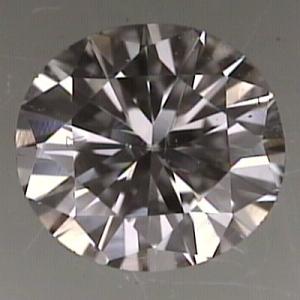 Round Brilliant Cut Diamond 0.26ct - G SI1