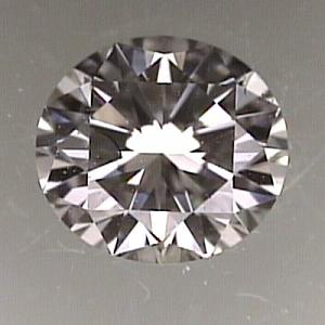 Round Brilliant Cut Diamond 0.23ct - D VS2