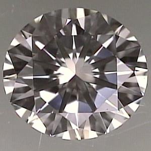 Round Brilliant Cut Diamond 0.26ct - E VVS1