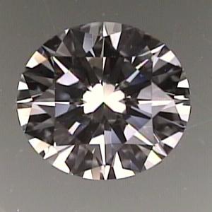 Round Brilliant Cut Diamond 0.51ct - E VVS1