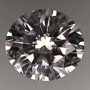 Round Brilliant Cut Diamond 0.63ct - G VVS1