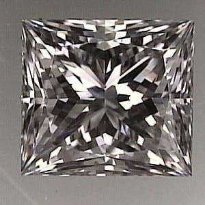 Princess Cut Diamond 1.36ct - E VS2