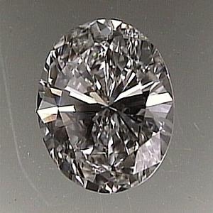 Oval Shape Diamond 1.01ct - G VVS2