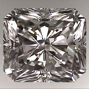 Radiant Cut Diamond 2.00ct - G VS2