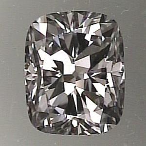 Cushion Cut Diamond 0.90ct - F VS1