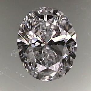 Oval Shape Diamond 1.24ct - D IF