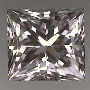 Princess Cut Diamond 0.51ct - F VS2