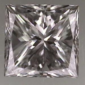 Princess Cut Diamond 0.47ct - E VS1