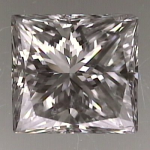 Princess Cut Diamond 0.39ct - F SI1