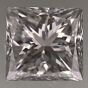 Princess Cut Diamond 0.32ct - F VS1