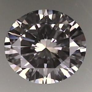 Round Brilliant Cut Diamond 1.00ct - D IF