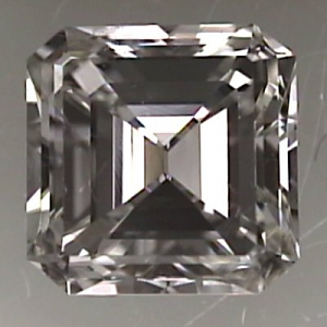 Emerald Cut Diamond 0.53ct - G VVS2
