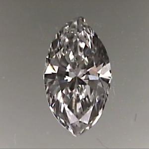 Marquise Cut Diamond 0.26ct - G VS1