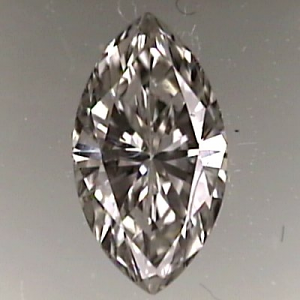 Marquise Cut Diamond 0.29ct - I VS2