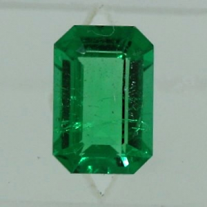 African Emerald 0.58ct