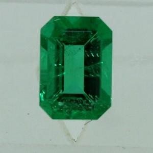 African Emerald 0.59ct