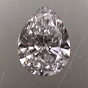 Pear Shape Diamond 0.33ct - D VVS1