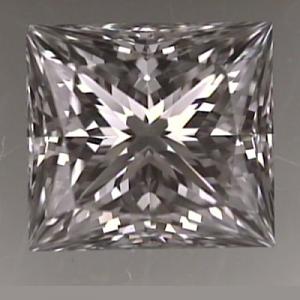 Princess Cut Diamond 0.81ct - H SI1