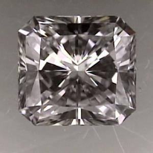 Radiant Cut Diamond 0.50ct - E VS1