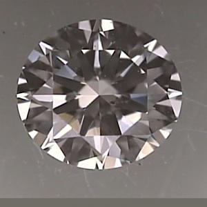 Round Brilliant Cut Diamond 0.28ct - J SI1