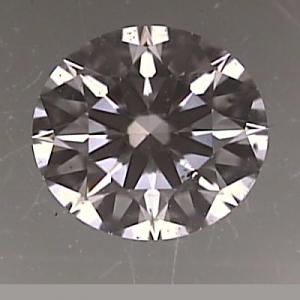 Round Brilliant Cut Diamond 0.27ct - I SI1