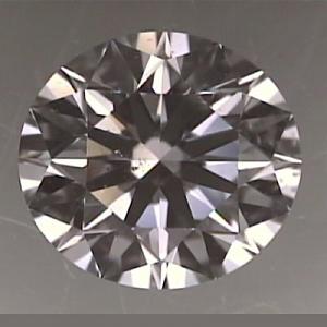 Round Brilliant Cut Diamond 0.52ct - G SI1