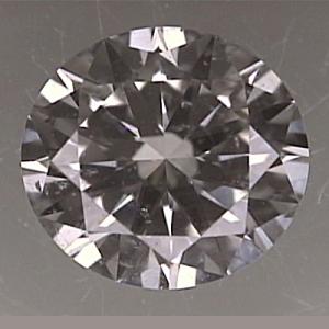 Round Brilliant Cut Diamond 0.27ct - I SI2