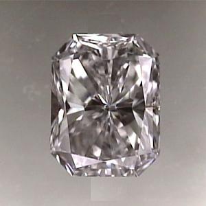 Radiant Cut Diamond 0.93ct - E VVS2