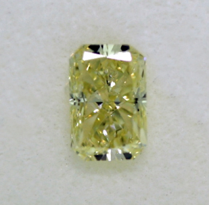 Radiant Cut Diamond 0.69ct - T SI1