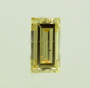 Baguette Cut Diamond 0.47ct - T SI1