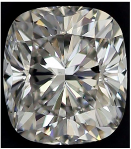 Cushion Cut Diamond 2.05ct - F VS1