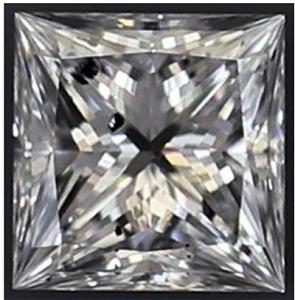 Princess Cut Diamond 0.60ct - E SI2